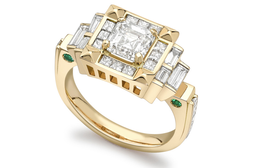Popular engagement ring trends 2020 33