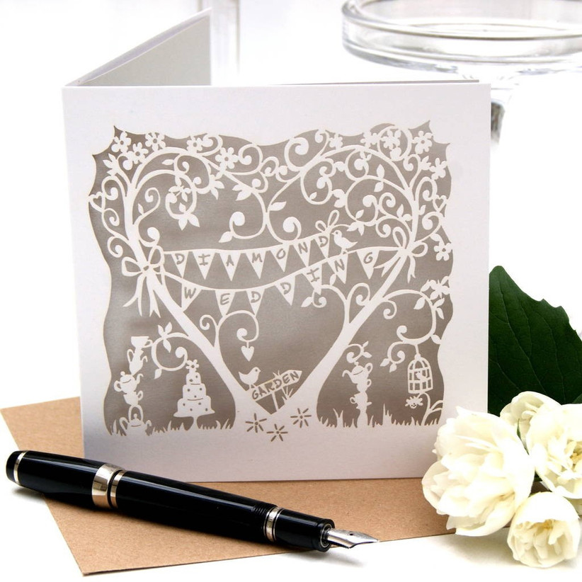 60th Wedding Anniversary Gifts Hitched Co Uk