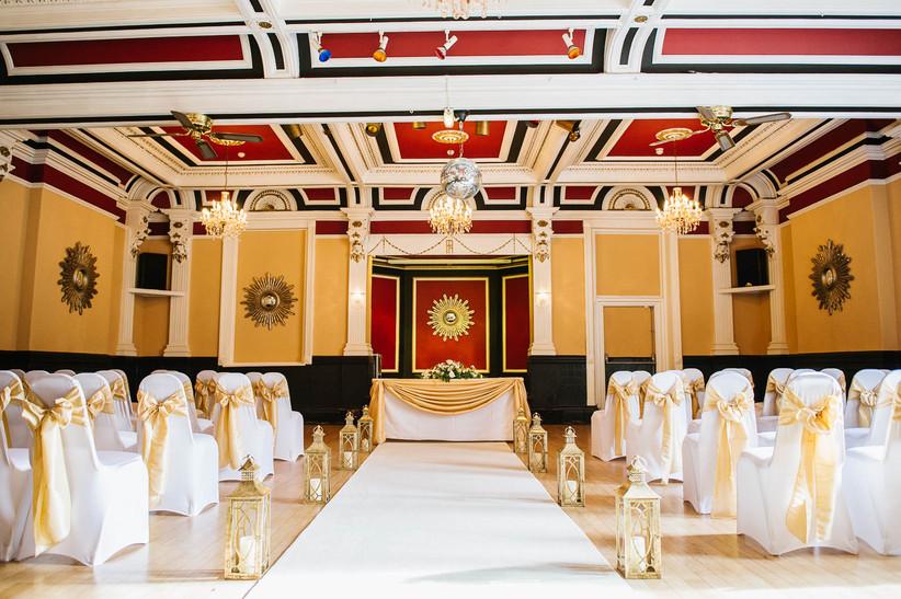 budget wedding venues