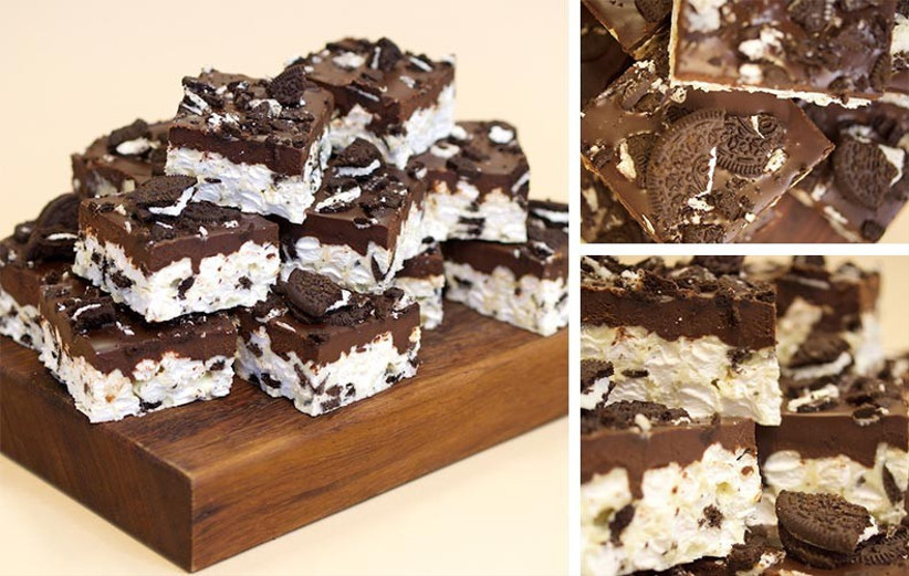oreo-brownie-stack