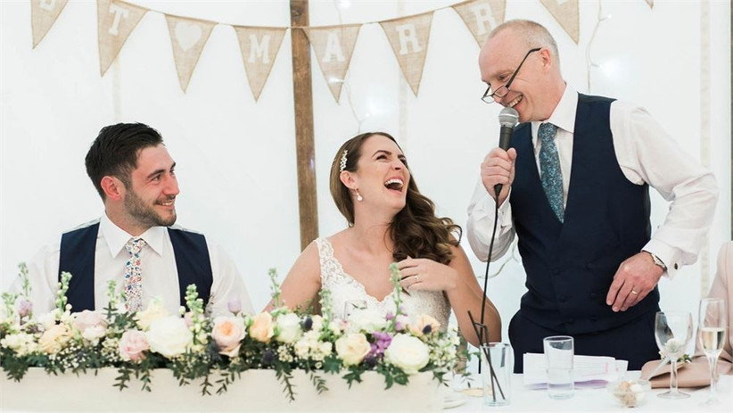 Danielle Smith Photography - father of the bride speech