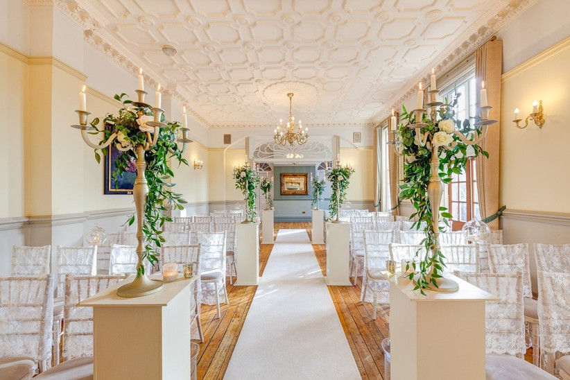 Nunsmere Hall Hotel Wedding Venues 2