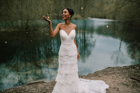 Disney Has Launched a Line of Fairytale Wedding Dresses and It's Gorgeous