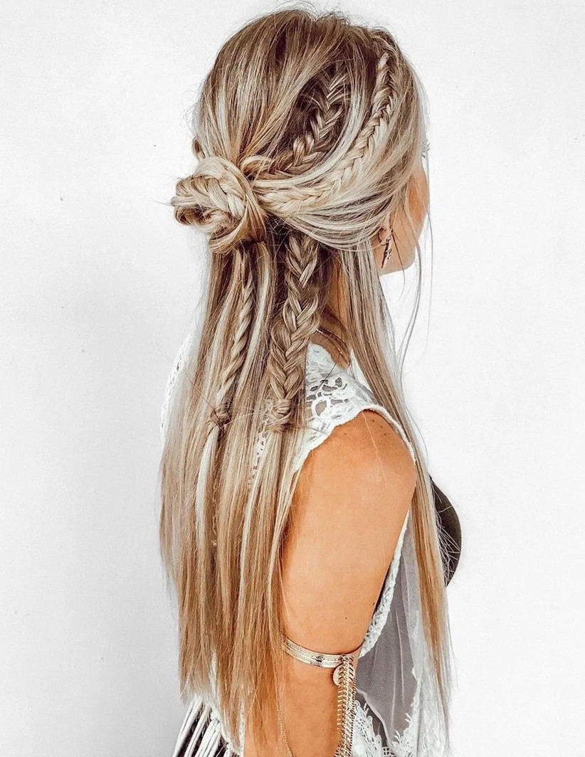 Best wedding hairstyles for long hair 52