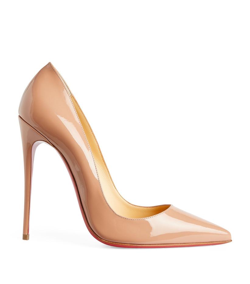 Christian Louboutin wedding heel