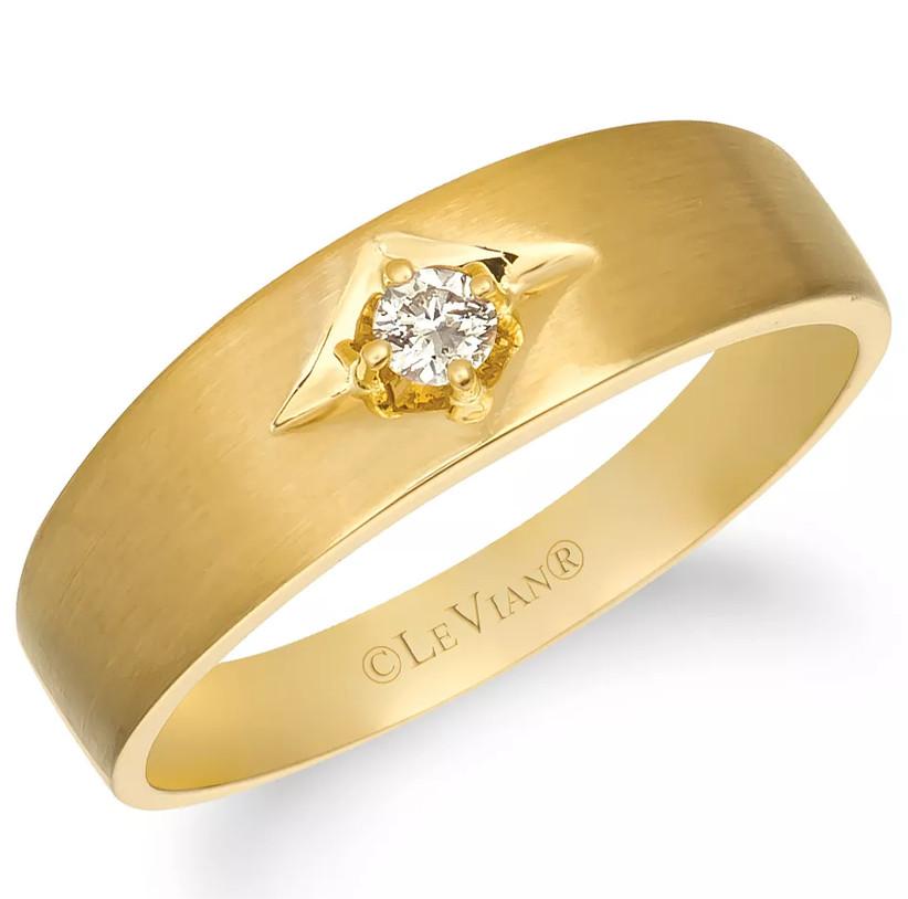 Le Vian honey ring