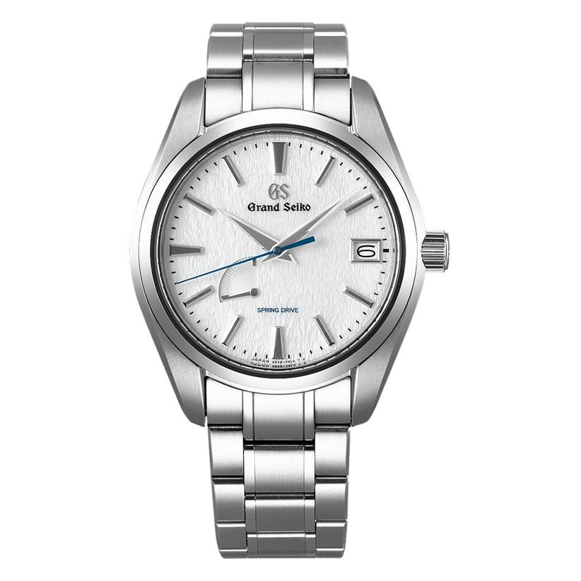 Seiko silver engagement watch