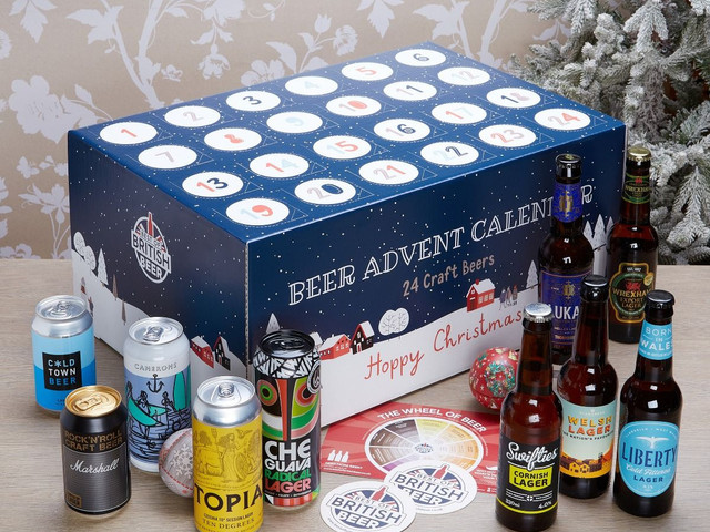 The 33 Best Advent Calendars for Men: Our Top Picks