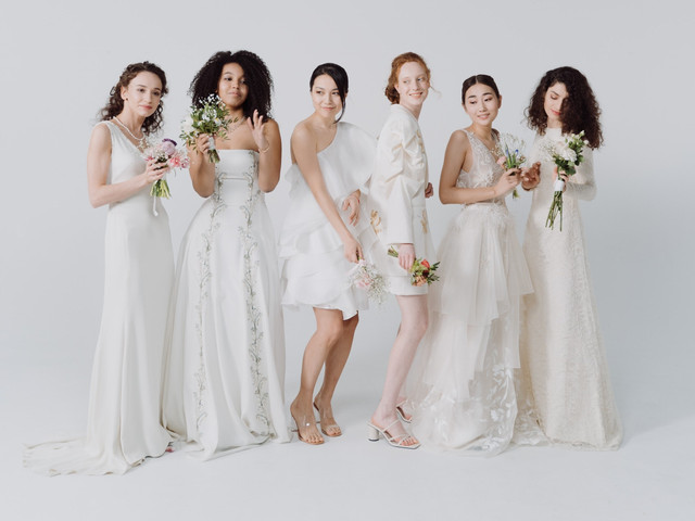 The 19 Things You Should Never Do While Wedding Dress Shopping