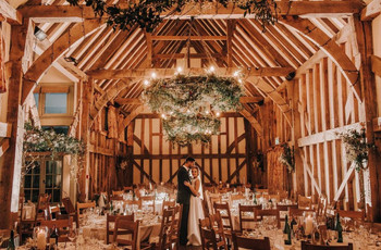 21 of the Best Rustic Wedding Venues in the UK