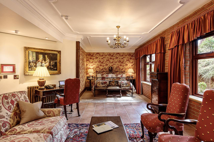 Suite at Pennyhill Park