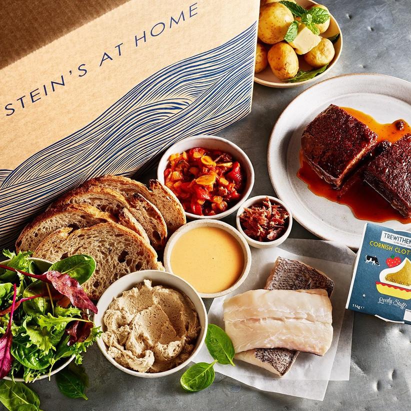 Rick Stein at home food kit