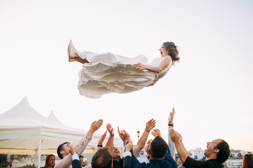 Married Couple Wedding Day Advice