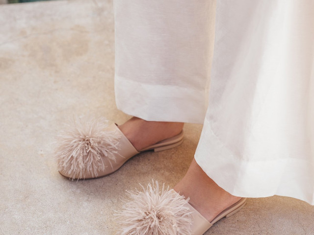 28 Best Flat Wedding Shoes Your Feet Will Thank You For