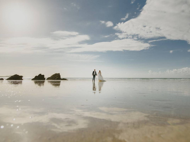 16 of the Best Beach Wedding Venues in the UK