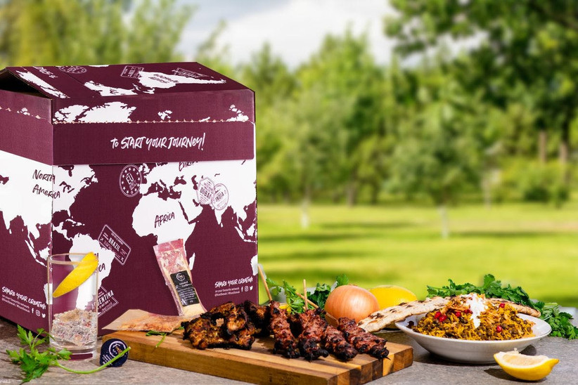 BBQ feast box