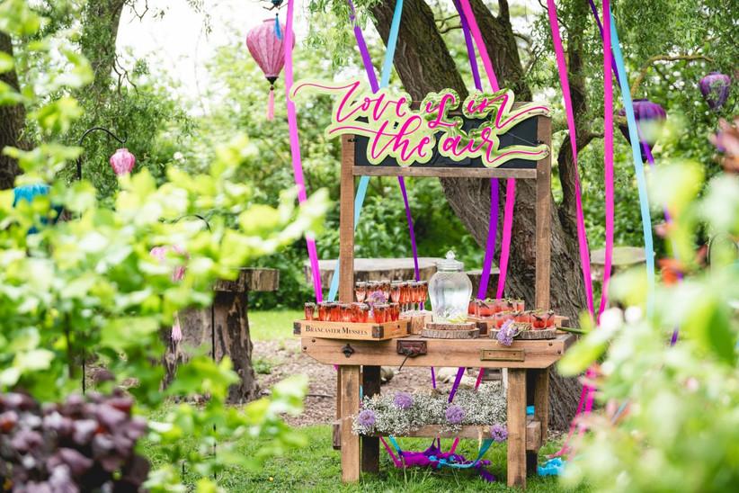 Festival Wedding Venues