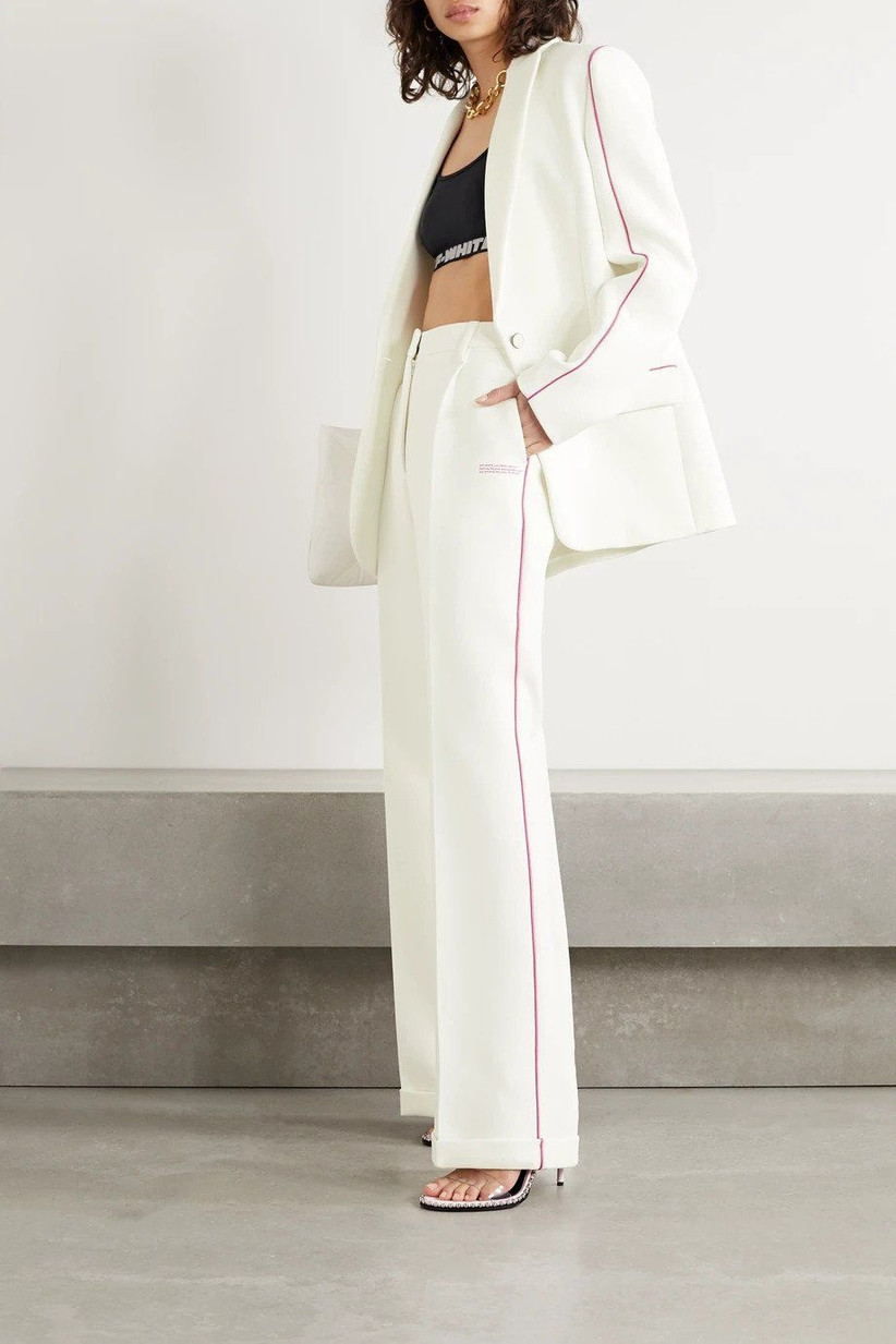 33 Chic Wedding Suits For Women To Buy Now