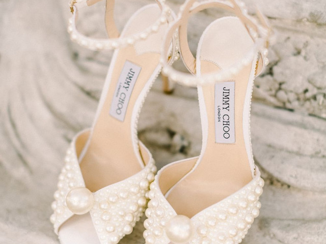 38 Designer Wedding Shoes That Are worth Blowing the Budget For