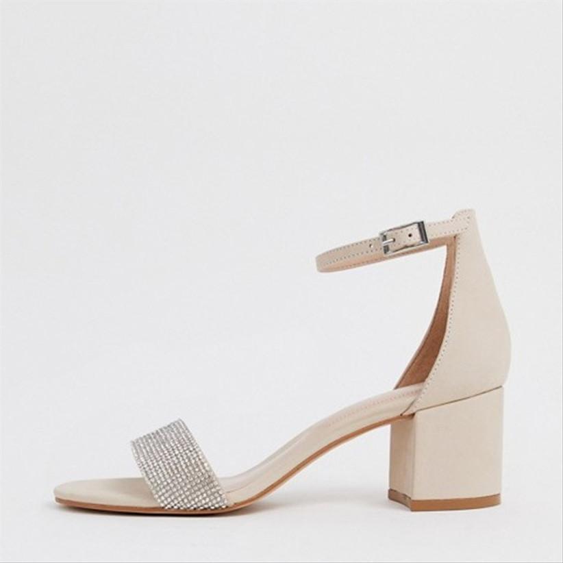 ASOS block heel