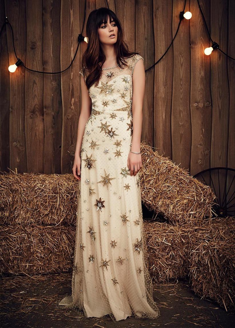star-wedding-dress