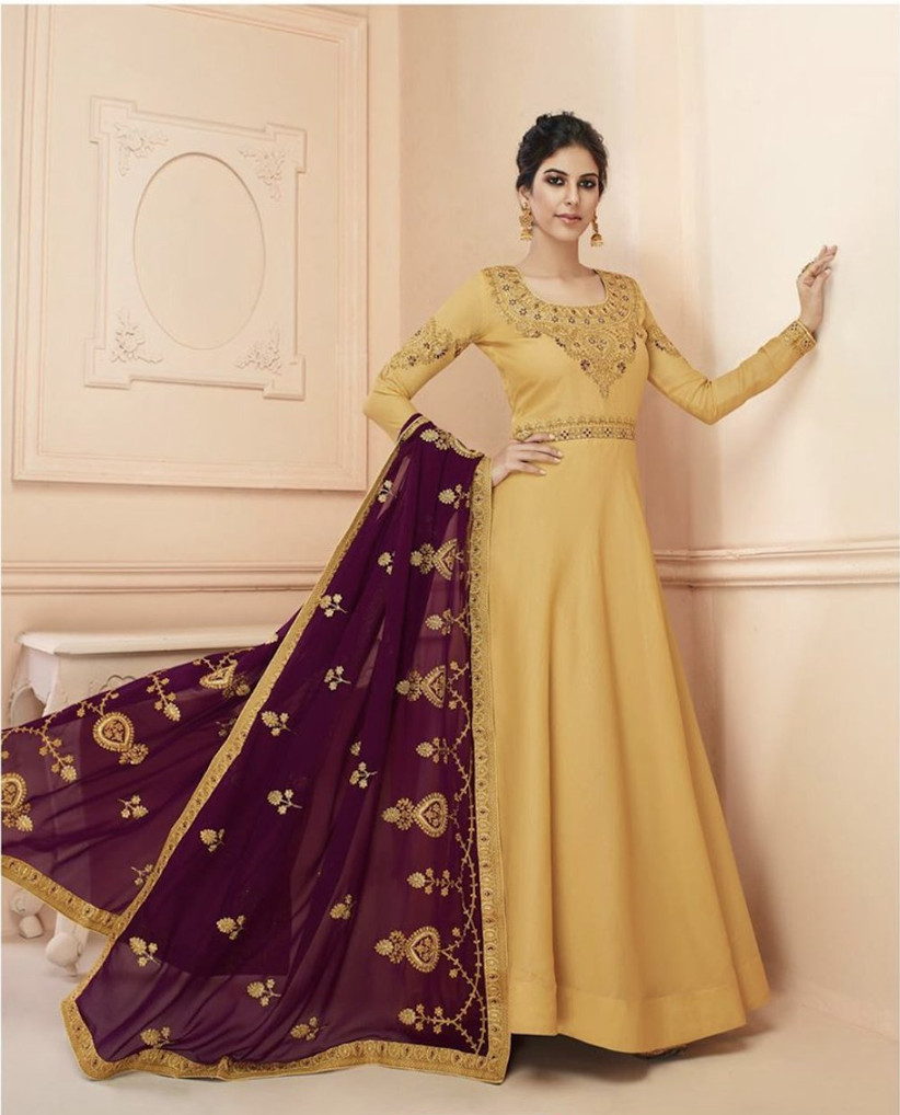 Indian wedding guest outfit 5