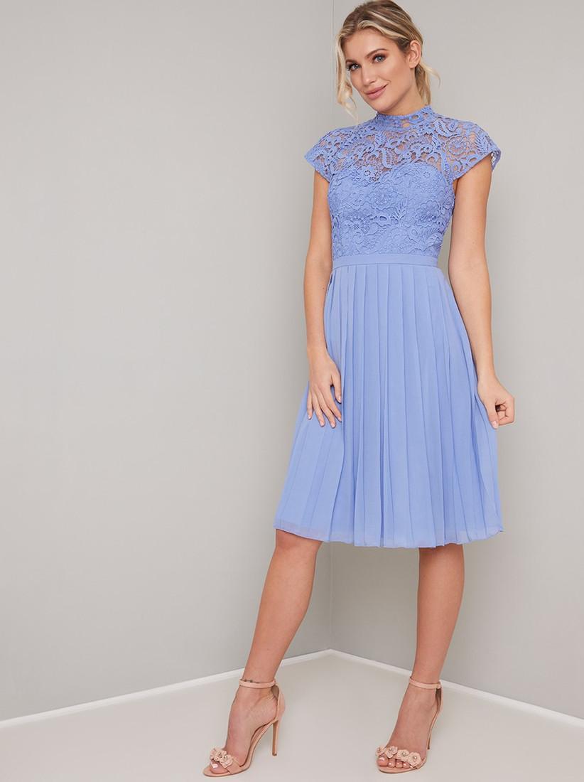 chi chi rozie dress - pastel bridesmaid dresses