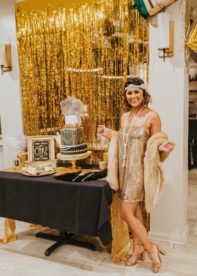 Gatsby engagement party