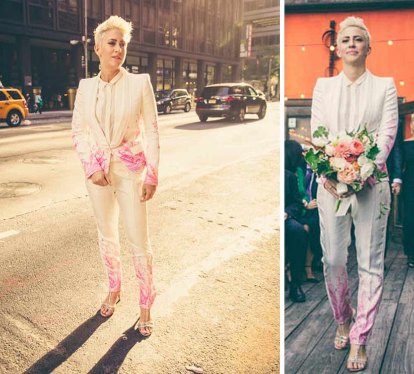stylish-bride-in-white-and-pink-wedding-suit