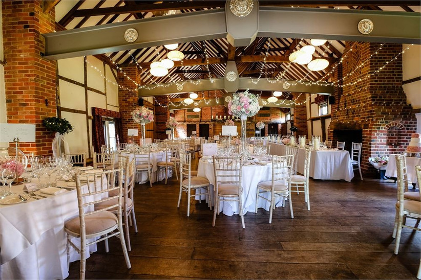Lainstone House Hotel Wedding Venues 2