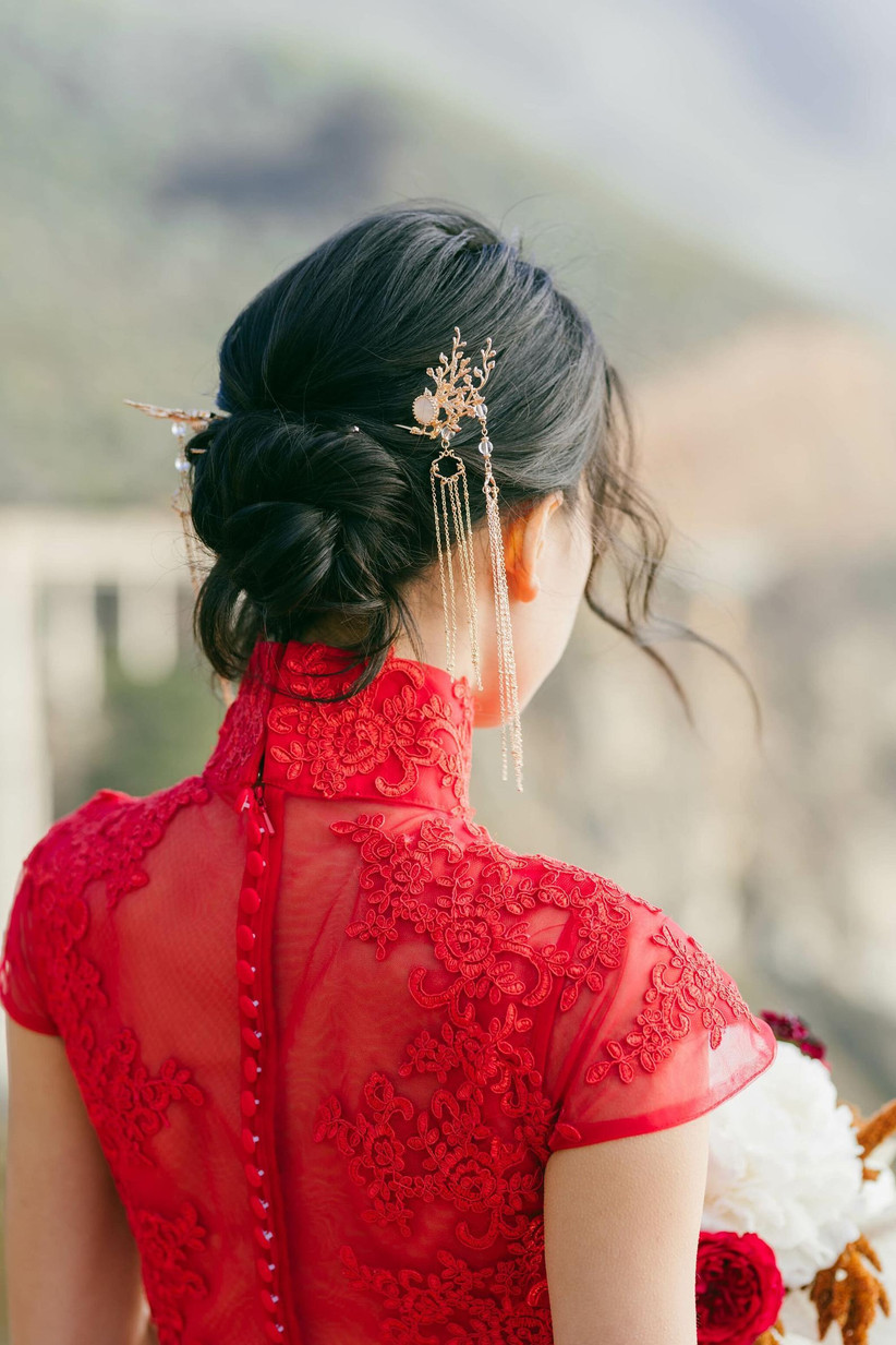 Best wedding hairstyles for long hair 24