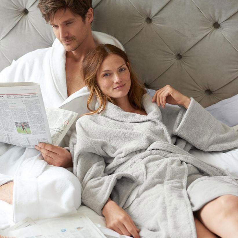 the-white-company-designer-Pearl-Grey-Unisex-Cotton-Classic-Robe