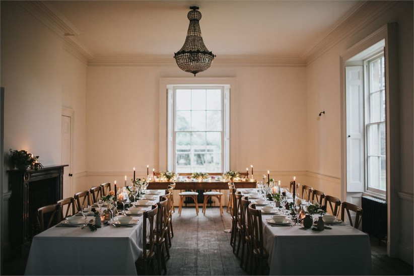 Small wedding venues - Aswarby rectory
