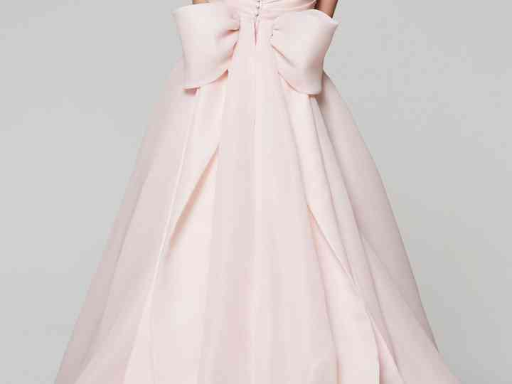 30 Of The Best Pink Wedding Dresses Hitched Co Uk