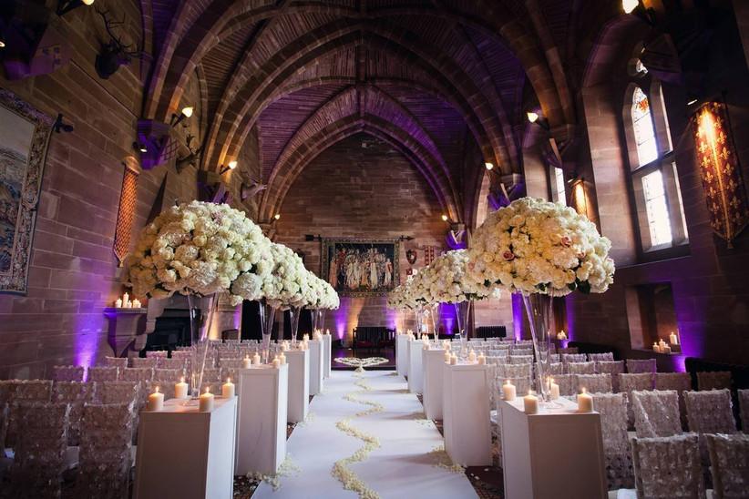 luxury wedding venues