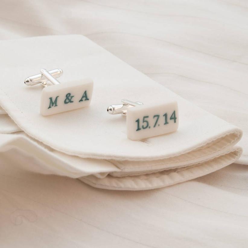 18th Anniversary Gifts Cufflinks