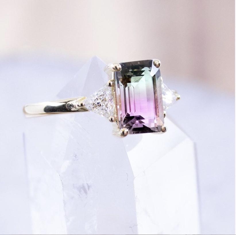 Unique engagement rings 1