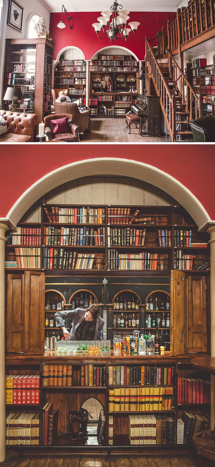 library-at-stanbrook-abbey
