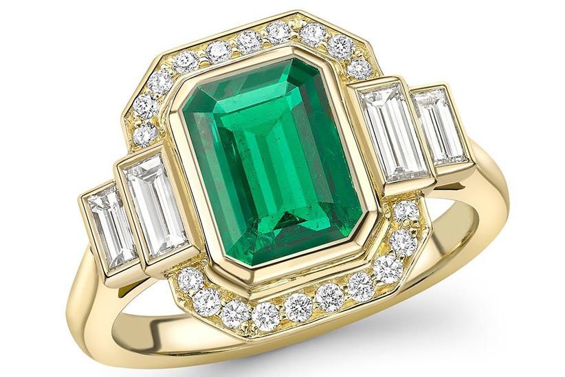 Emma Clarkson Webb Marigold ring