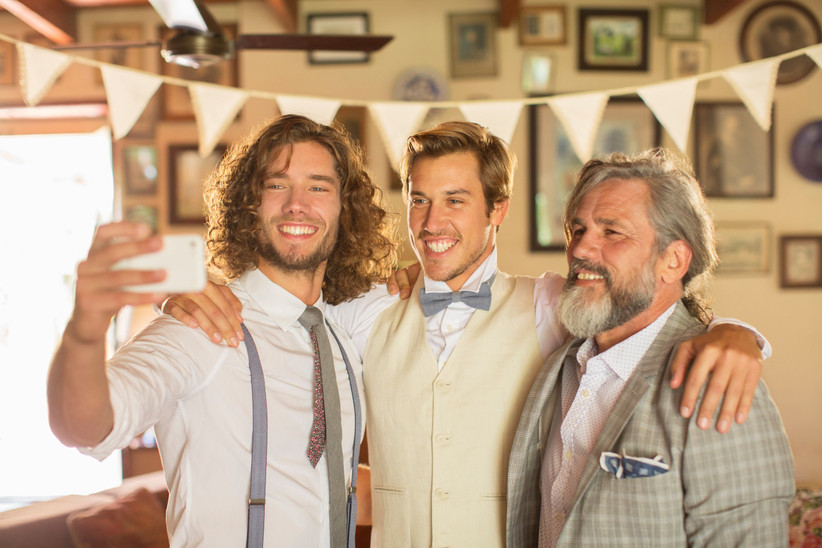 Brother's Best Man Speech Structure Family