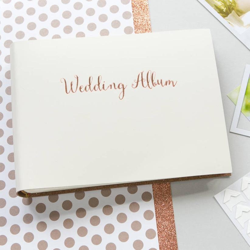 rose-gold-wedding-album