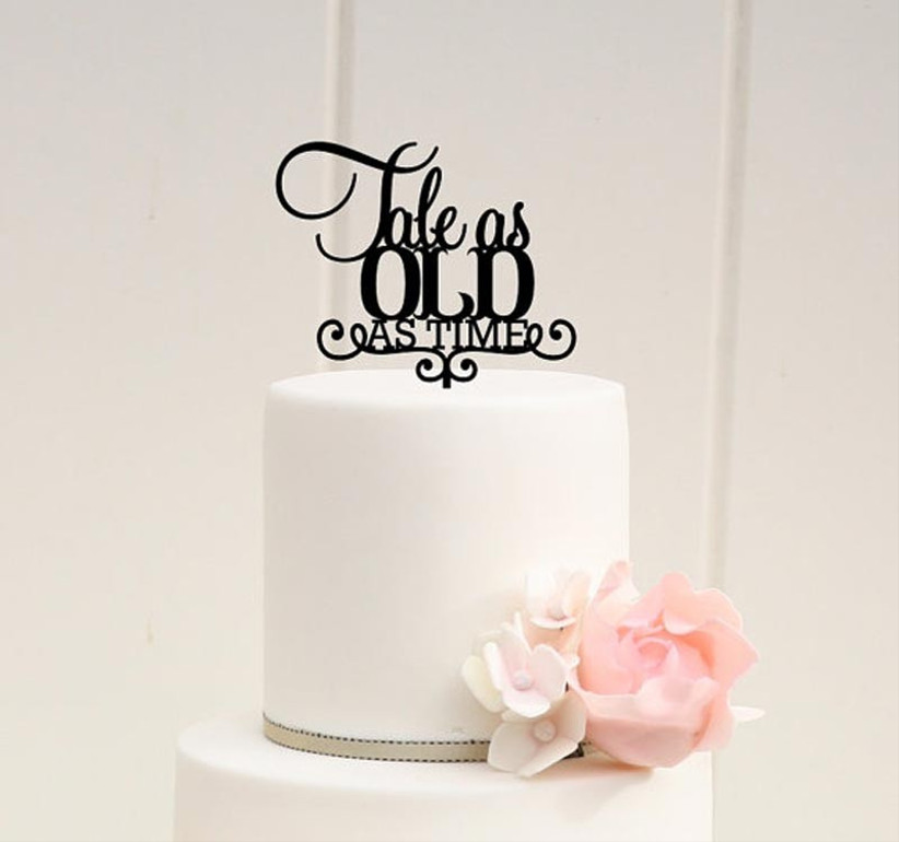 awesome-wedding-cake-toppers-for-tv-and-film-buffs-beauty-and-the-beast-cake-topper