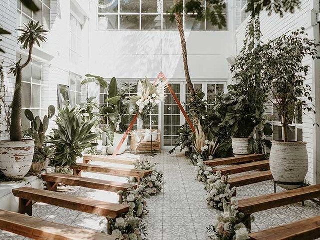 How to Throw a Beautiful Socially-Distanced Wedding and Reception