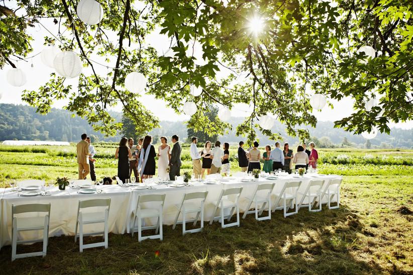 Small, Medium and Large Wedding