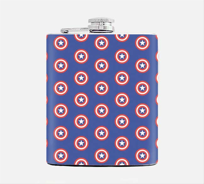 captain-america-hipflask