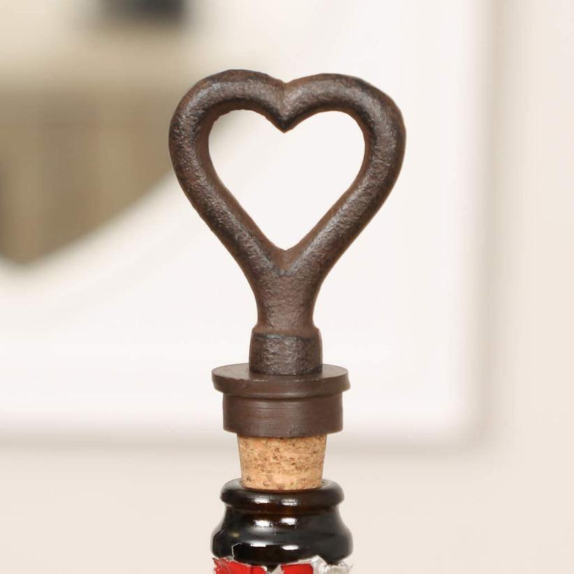 heart shaped bottle opener