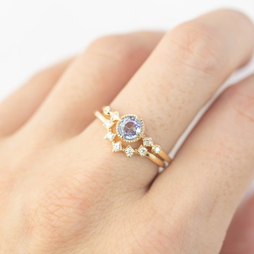 Popular engagement ring trends 2020 18