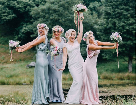 Choosing Your Bridesmaid Dresses – Our Top Tips