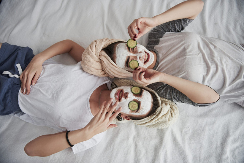 Indoor date ideas spa treatments