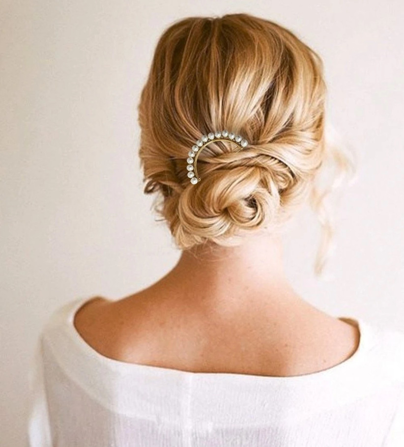Best wedding hairstyles for long hair 30